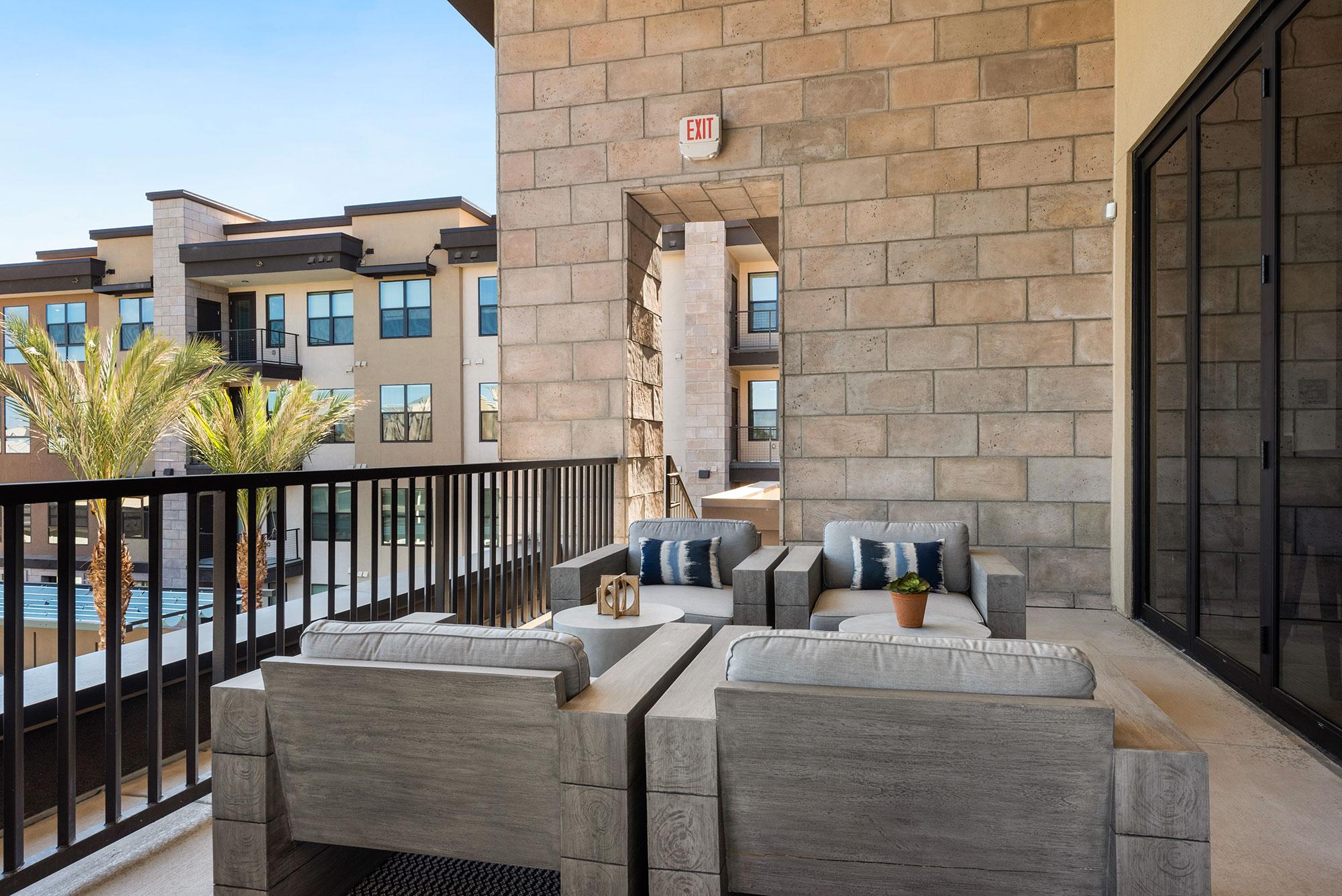 Riata - Outdoor Deck Alt Angle