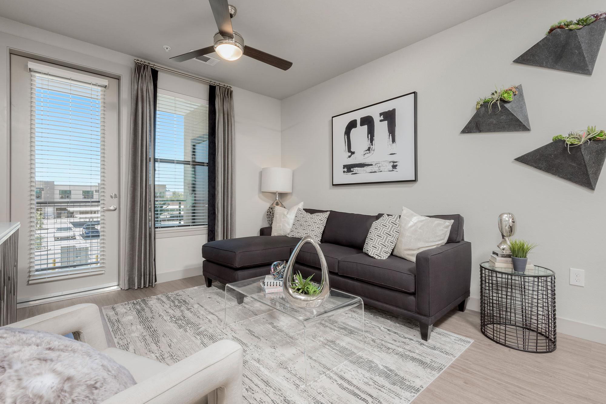 Riata - Model Unit - Alternate Living Space