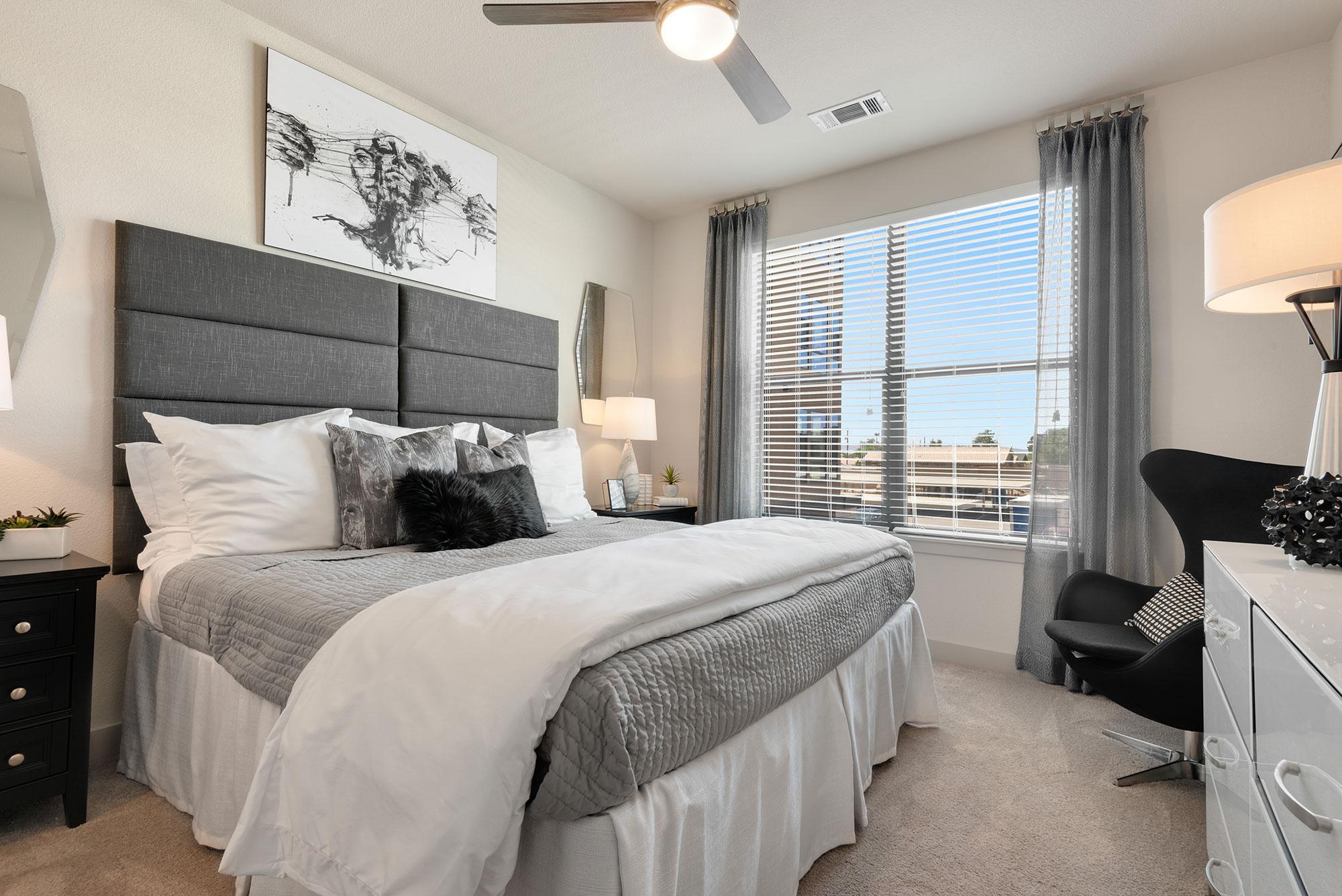 Riata - Model Unit - Alternate Bedroom