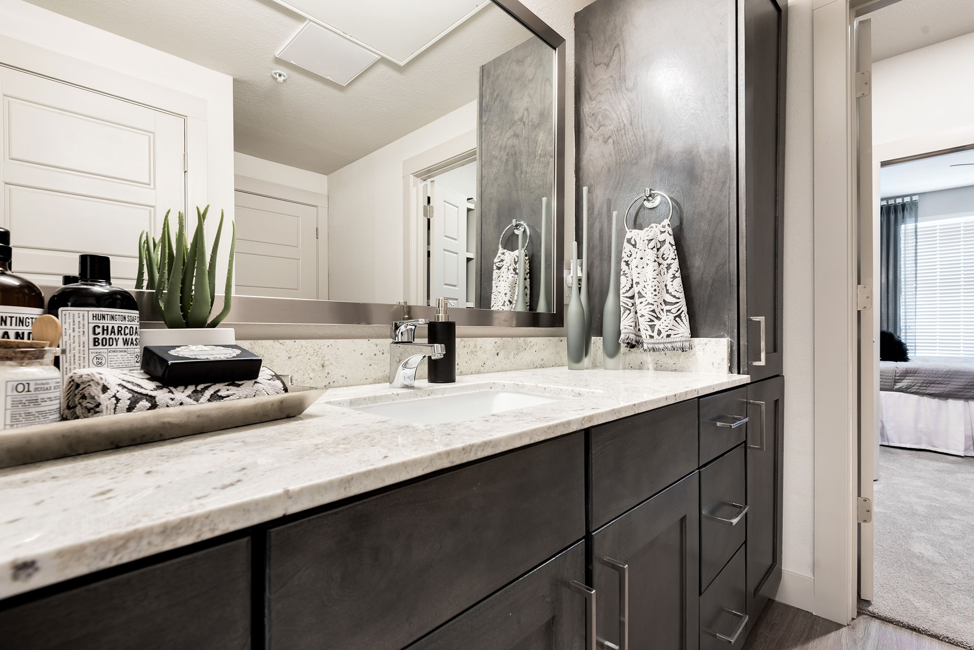Riata - Model Unit - Alternate Bathroom Vanity